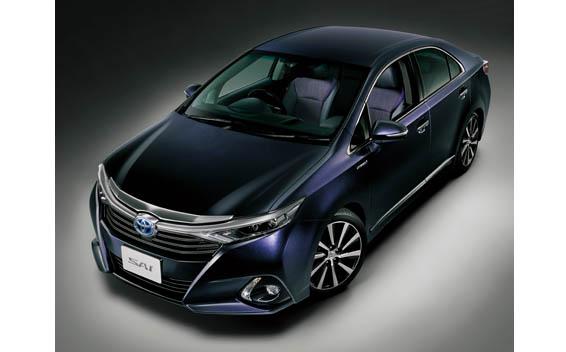 Toyota SAI 11