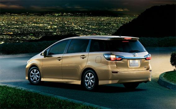 Toyota Wish 2