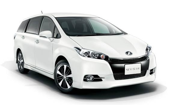 Toyota Wish 9