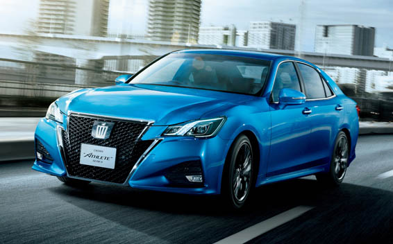 Toyota Crown Athlete Series ATHLETE S AT 3.5 (2015)