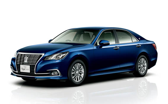 Toyota Crown Royal Series ROYALSALOON G AT 2.5 (2015)