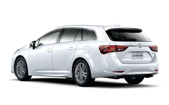 Toyota Avensis Wagon 3