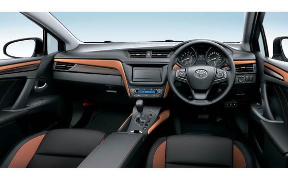 Toyota Avensis Wagon 4