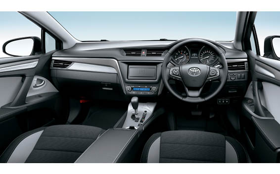 Toyota Avensis Wagon 9