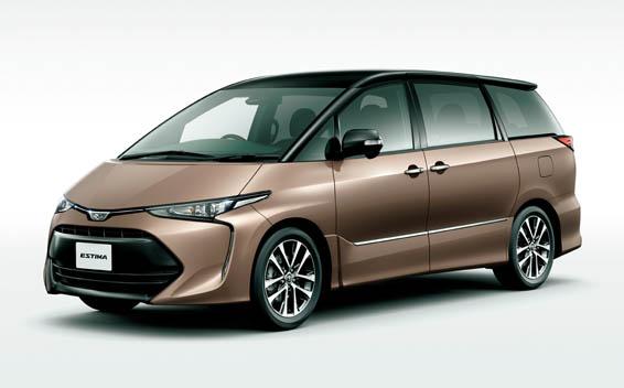 Toyota Estima 3