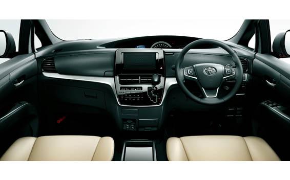 Toyota Estima 5