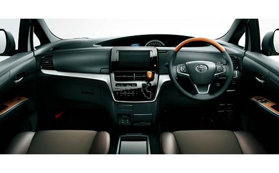 Toyota Estima 7