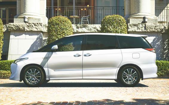Toyota Estima Hybrid 4