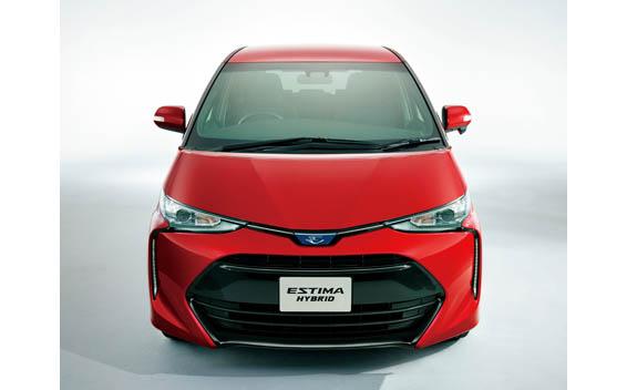 Toyota Estima Hybrid 5