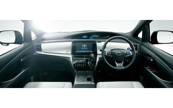 Toyota Estima Hybrid 7