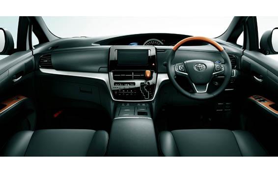 Toyota Estima Hybrid 9