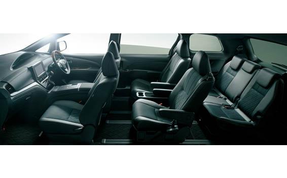Toyota Estima Hybrid 11