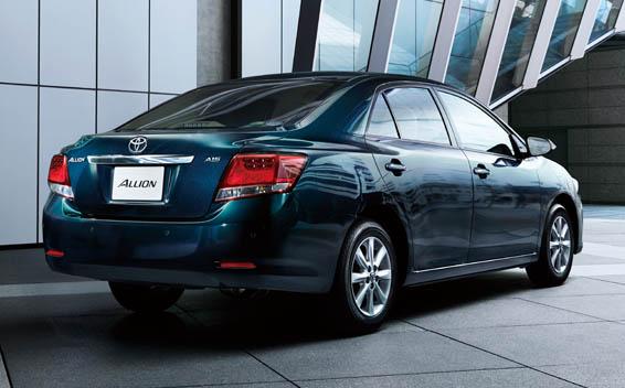 Toyota Allion 2