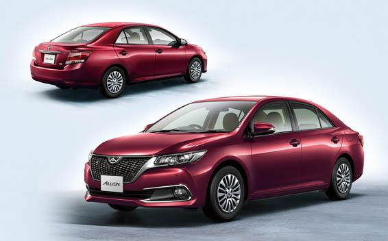 Toyota Allion 3