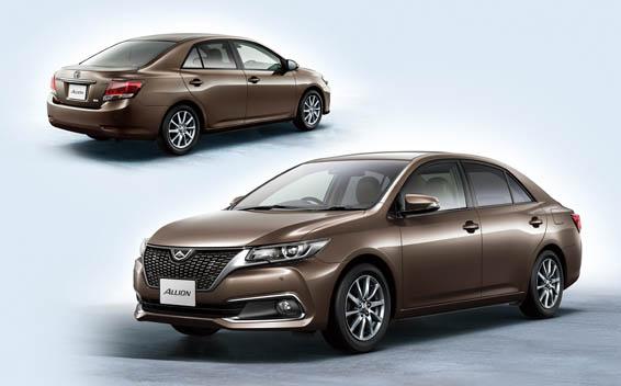 Toyota Allion 4