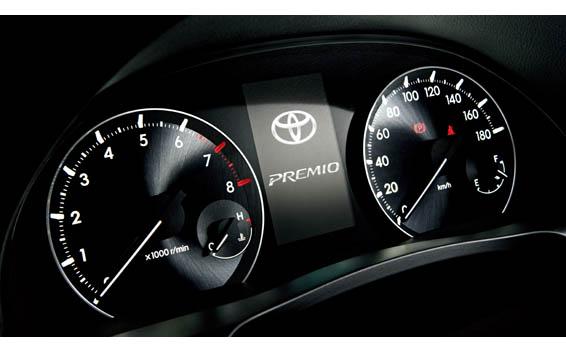 Toyota Premio 11