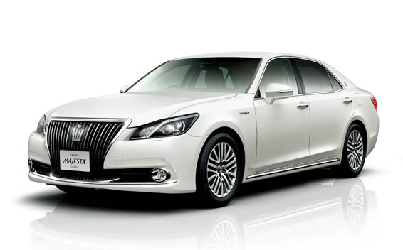 Toyota Crown Majesta 2
