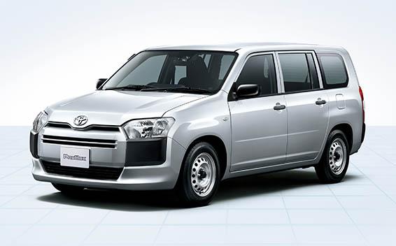 Toyota Probox Van 1