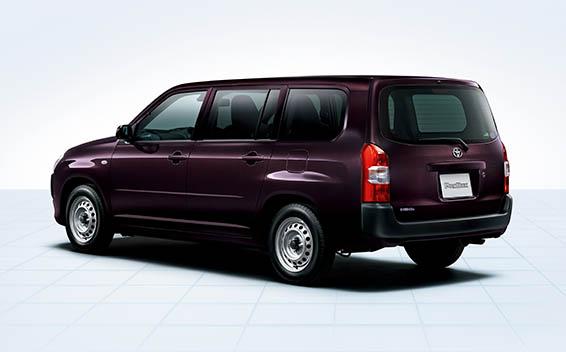 Toyota Probox Van 2