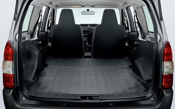 Toyota Probox Van 3