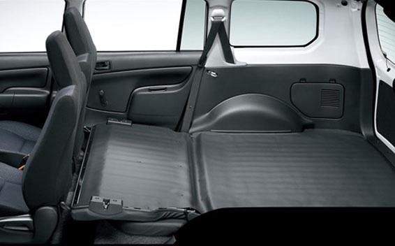 Toyota Probox Van 4