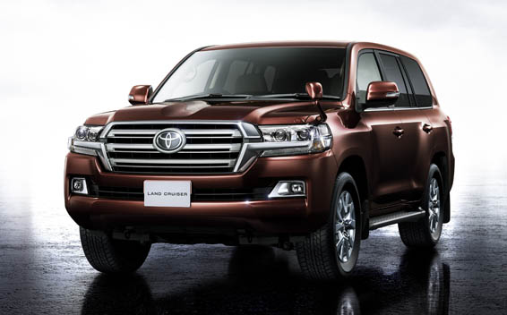 Toyota Land Cruiser 5