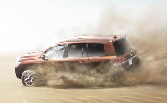 Toyota Land Cruiser 6