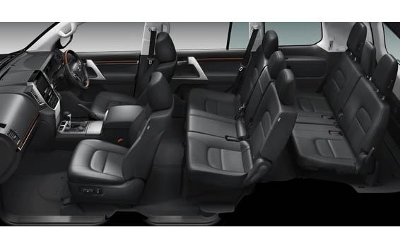 Toyota Land Cruiser 12