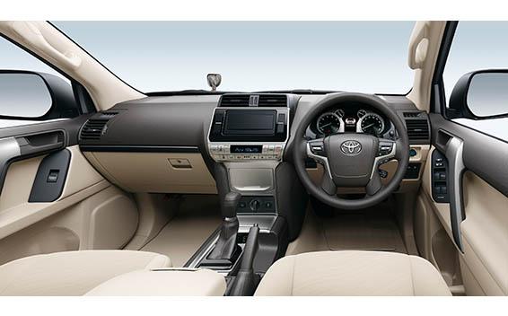 Toyota Land Cruiser Prado 5