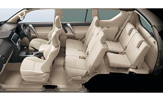 Toyota Land Cruiser Prado 6
