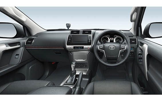 Toyota Land Cruiser Prado 7