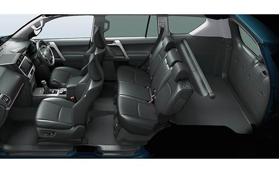 Toyota Land Cruiser Prado 8