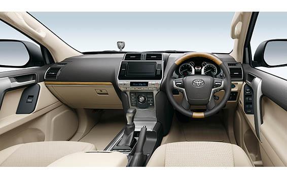 Toyota Land Cruiser Prado 9