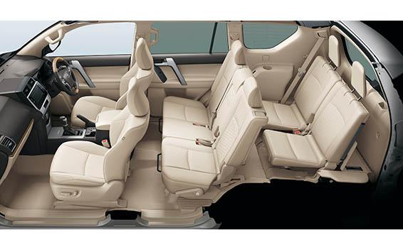 Toyota Land Cruiser Prado 10