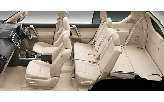 Toyota Land Cruiser Prado 11