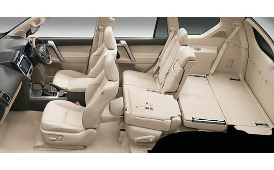Toyota Land Cruiser Prado 12