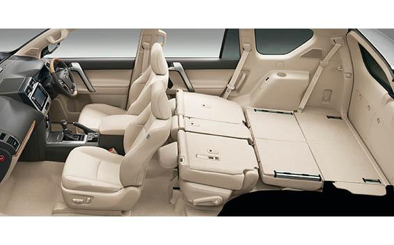 Toyota Land Cruiser Prado 13