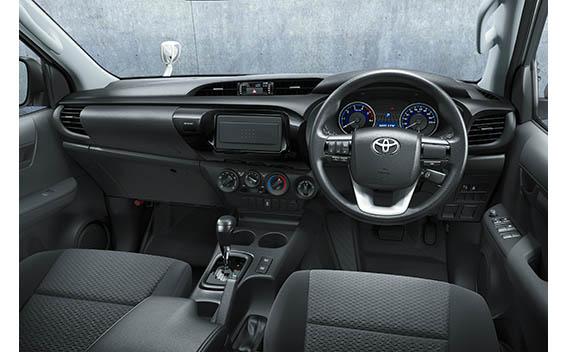 Toyota Hilux 24