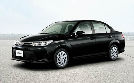 Toyota Corolla Axio 2