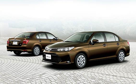 Toyota Corolla Axio 3