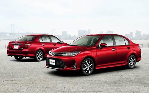 Toyota Corolla Axio 4