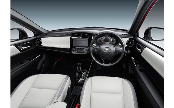Toyota Corolla Fielder 7