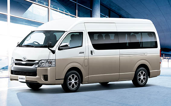 Toyota Hiace Wagon 1