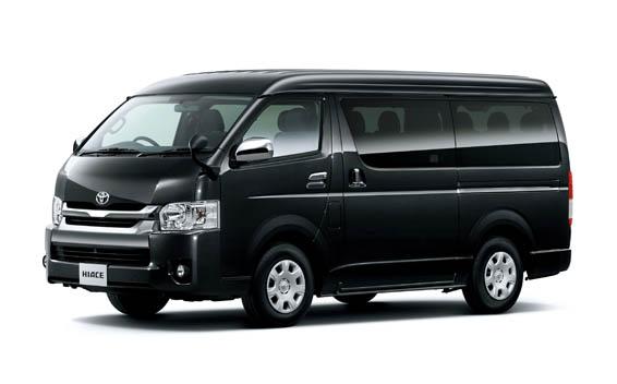 Toyota Hiace Wagon 2