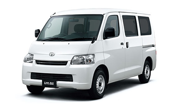 Toyota Liteace Van 3