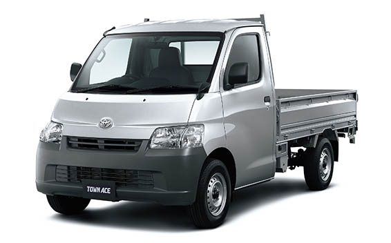 Toyota Townace Truck DX 4WD AT 1.5 (2018)