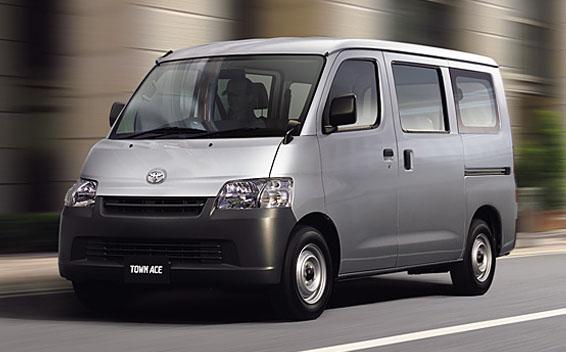 Toyota Townace Van GL MT 1.5 (2018)