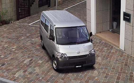 Toyota Townace Van 2