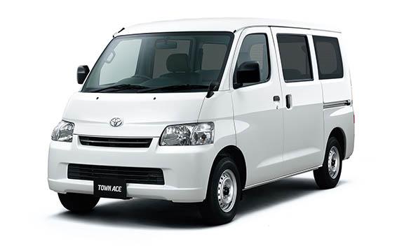 Toyota Townace Van 3