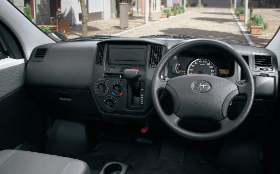 Toyota Townace Van 4